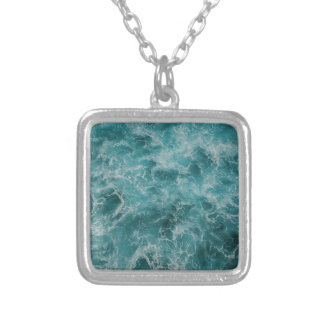 Beach Silver Plated Necklace