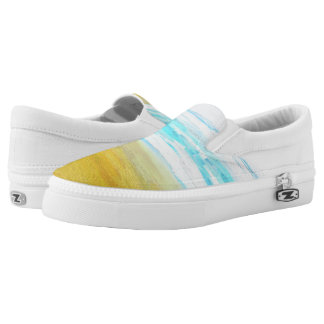 Beach Slip On Shoes Printed Shoes