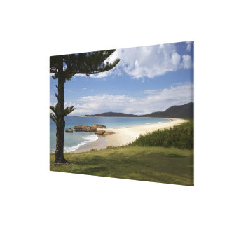 Beach, South West Rocks, New South Wales, Gallery Wrap Canvas