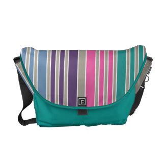 Beach Stripes Courier Bags