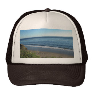Beach, Summerland, California Cap