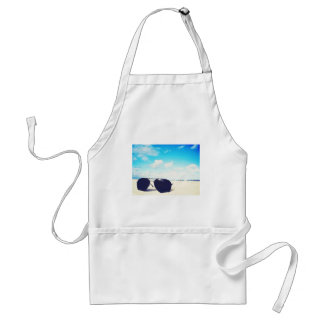 Beach Sunglasses Standard Apron
