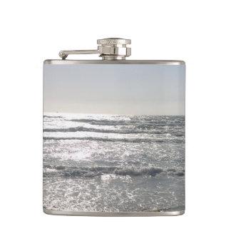 Beach Sunrise Flask