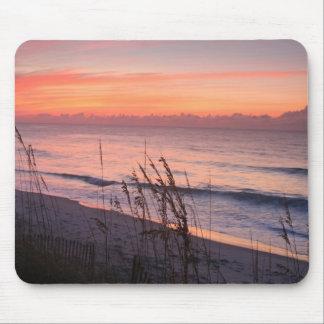 Beach Sunrise Mousepad