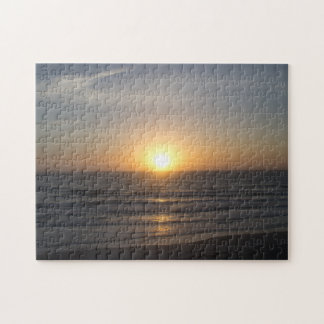 Beach Sunrise Puzzle