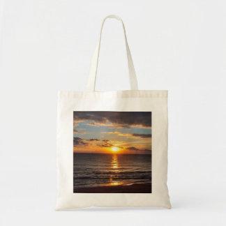 Beach Sunrise Tote