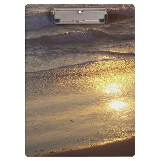 Beach Sunset Clipboard