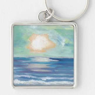 Beach Sunset - CricketDiane Ocean Art Key Chain