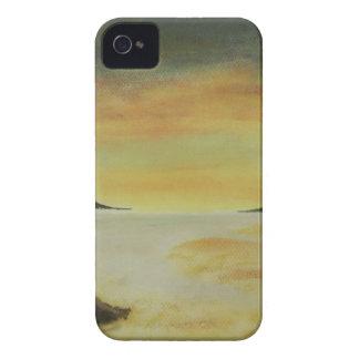 Beach Sunset iPhone 4 Case-Mate Cases
