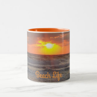 Beach Sunset Mug