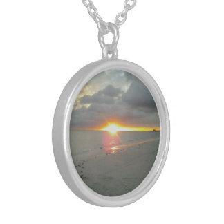 Beach sunset jewelry