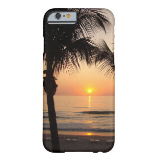 Beach Sunset Ocean Photography iPhone 6 case Barely There iPhone 6 Case