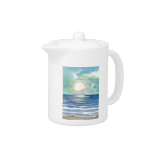 Beach Sunset Ocean Sea Surf Sun Gifts