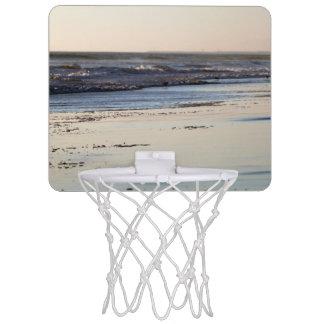 Beach Sunset Ormond Beach Mini Basketball Hoop