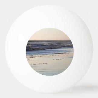 Beach Sunset Ormond Beach Ping Pong Ball