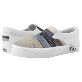 Beach Sunset Ormond Beach Slip On Shoes