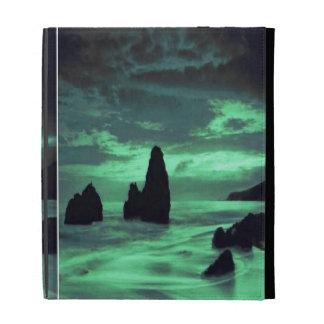 Beach, Surf and Stone iPad Folio Cover