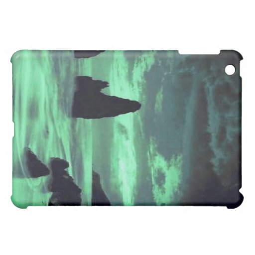Beach, Surf and Stone Cover For The iPad Mini