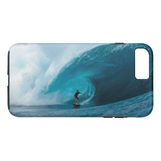 Beach Surfing iPhone 7 Case