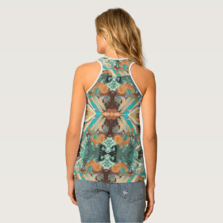 """""""Beach"""" Tank Top by Mar from Thleudron"""