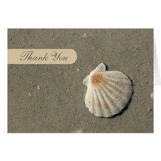 Beach Thank You Cards