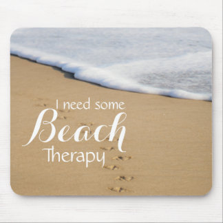 Beach Therapy Mousepad