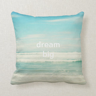Beach Throw Cushions
