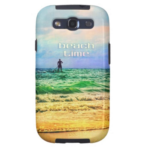 Beach Time Samsung Galaxy S3 Cover