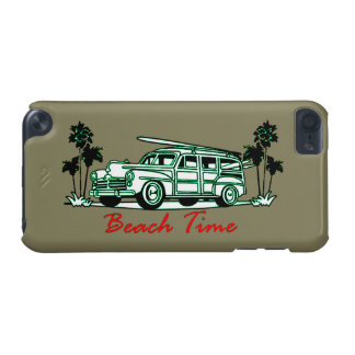 Beach Time iPod Touch (5th Generation) Cases
