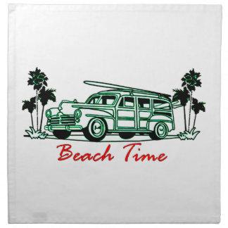 Beach Time Napkin