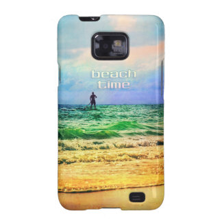 Beach Time Phone Cases Samsung Galaxy SII Cases