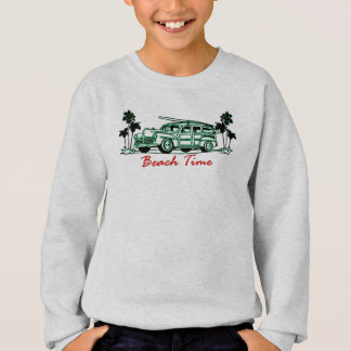 Beach Time Sweatshirt