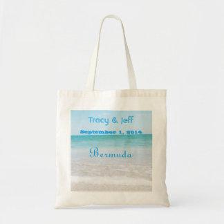 Beach Tote Bag | Destination Wedding