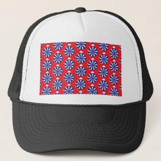 beach trucker hat