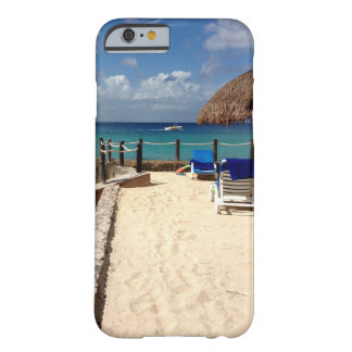 Beach Vacation Barely There iPhone 6 Case