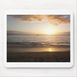 Beach Vacation Mouse Pad