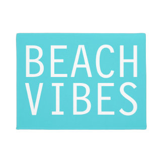 Beach Vibes - Beach House Decor Doormat
