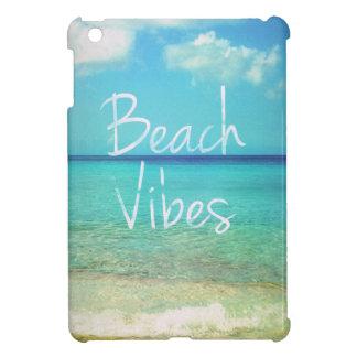 Beach vibes iPad mini covers