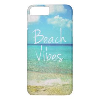 Beach vibes iPhone 7 plus case