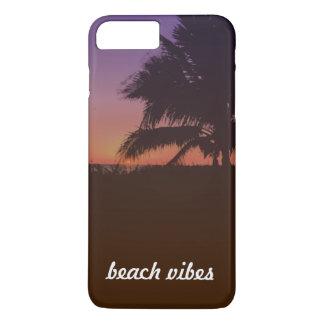 Beach Vibes Tropical Phone Case