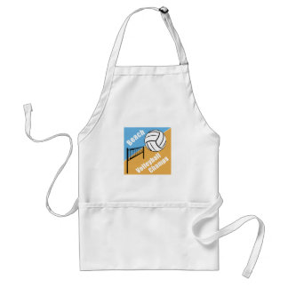 Beach Volleyball Champs Aprons
