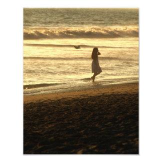Beach Walk 11x14 Photo Print