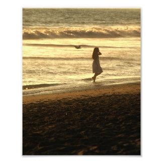 Beach Walk 8x10 Photo Print