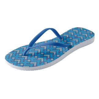 Beach Walk Blues Flip Flops