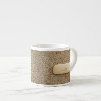 Beach Walk Minimalist Espresso Cup
