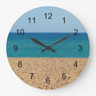 Beach Wall Clock