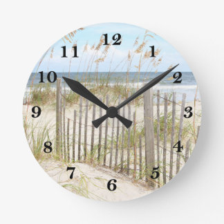 Beach Wallclock