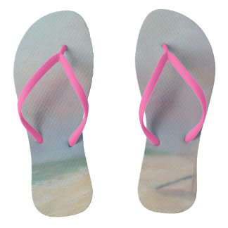BEACH WATCH Flip Flops