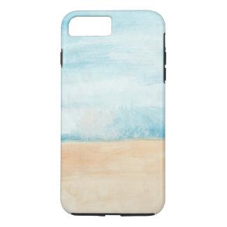 Beach Watercolor iPhone Case