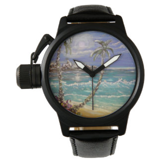 Beach wave watch